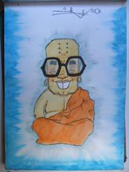 Dalai Llamapalooza by PsychoNaute31
