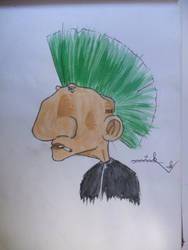 Punk? by PsychoNaute31