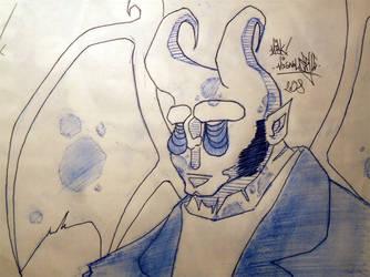 Devil by PsychoNaute31