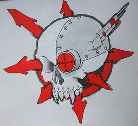 Logo SpeedcoreHardjax by PsychoNaute31
