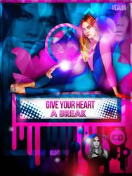 +Give Your Heart a Break//Edicion//Cara Delevingne by DaiiMartinezz