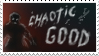 Chaotic Good by GrimweaverArt
