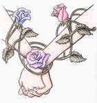 Roses Entwined