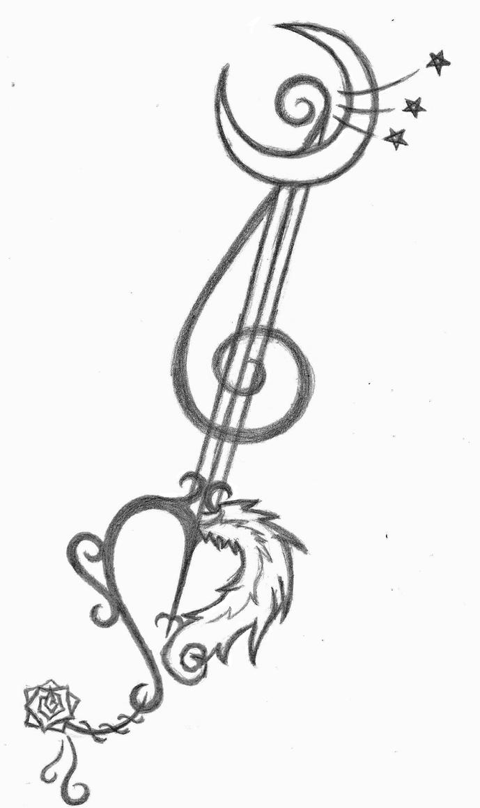 Kingdom Hearts RP Music_of_the_night_keyblade_by_theforgtten-d3jafs2