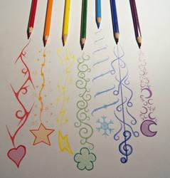 Seven Colours of Art 1
