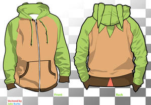 Chespin Hoodie