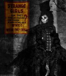 Strange Girls by wiseSandalwood