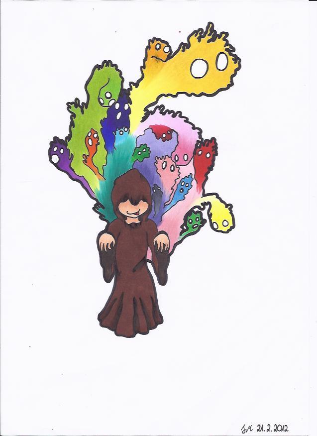 Colour Devils by HikariStudios