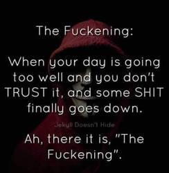 'The Fuckening' by KellySeale