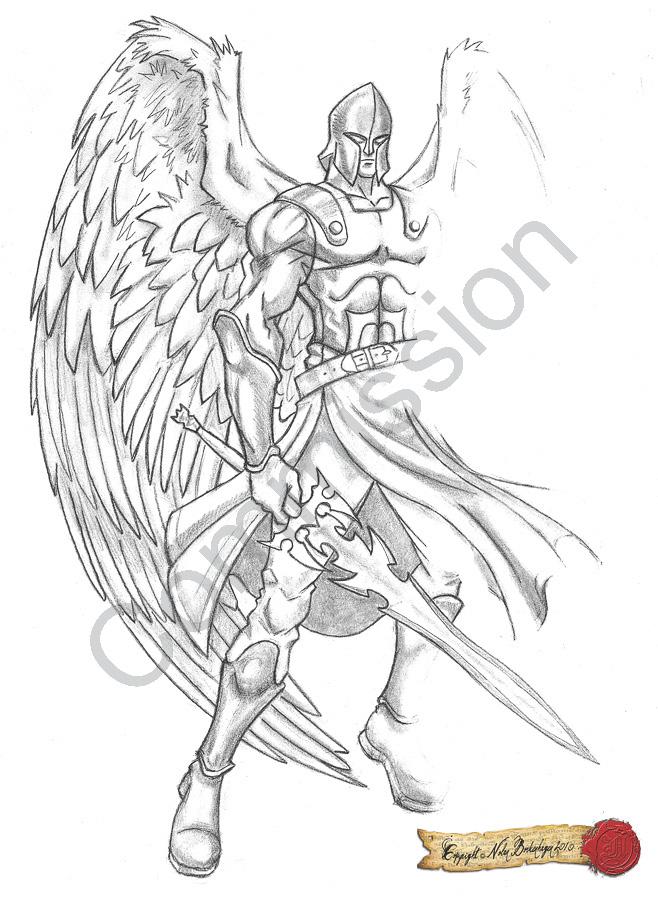 archangel tattoos | Tattoo Pictures Online