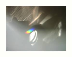 Rainbow amid Shadows
