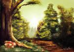 Ross landscape paint 002