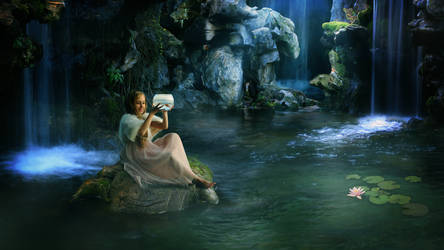 In the cave - manipulation by CenCen