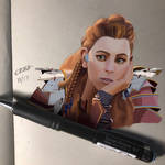Bust of Aloy