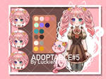 [Open] Adoptable Auction: #5 by LuckieN