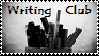 Writing Club Stamp by writingclub