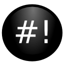 Crunchbang linux icon by 19eight-seven