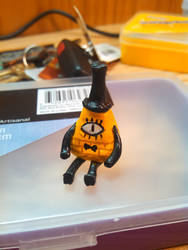 Bill Cipher by peacexfreedom