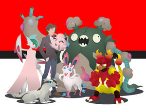 Pokemon 20th anniversary tribute