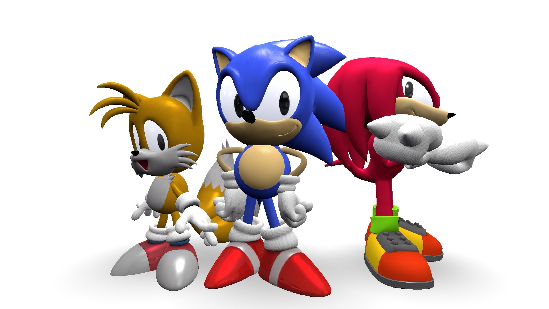 89 Classic Sonic The Hedgehog Wallpaper  Images For