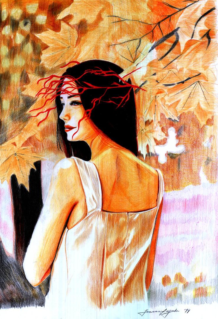Autumn Queen by Albi777