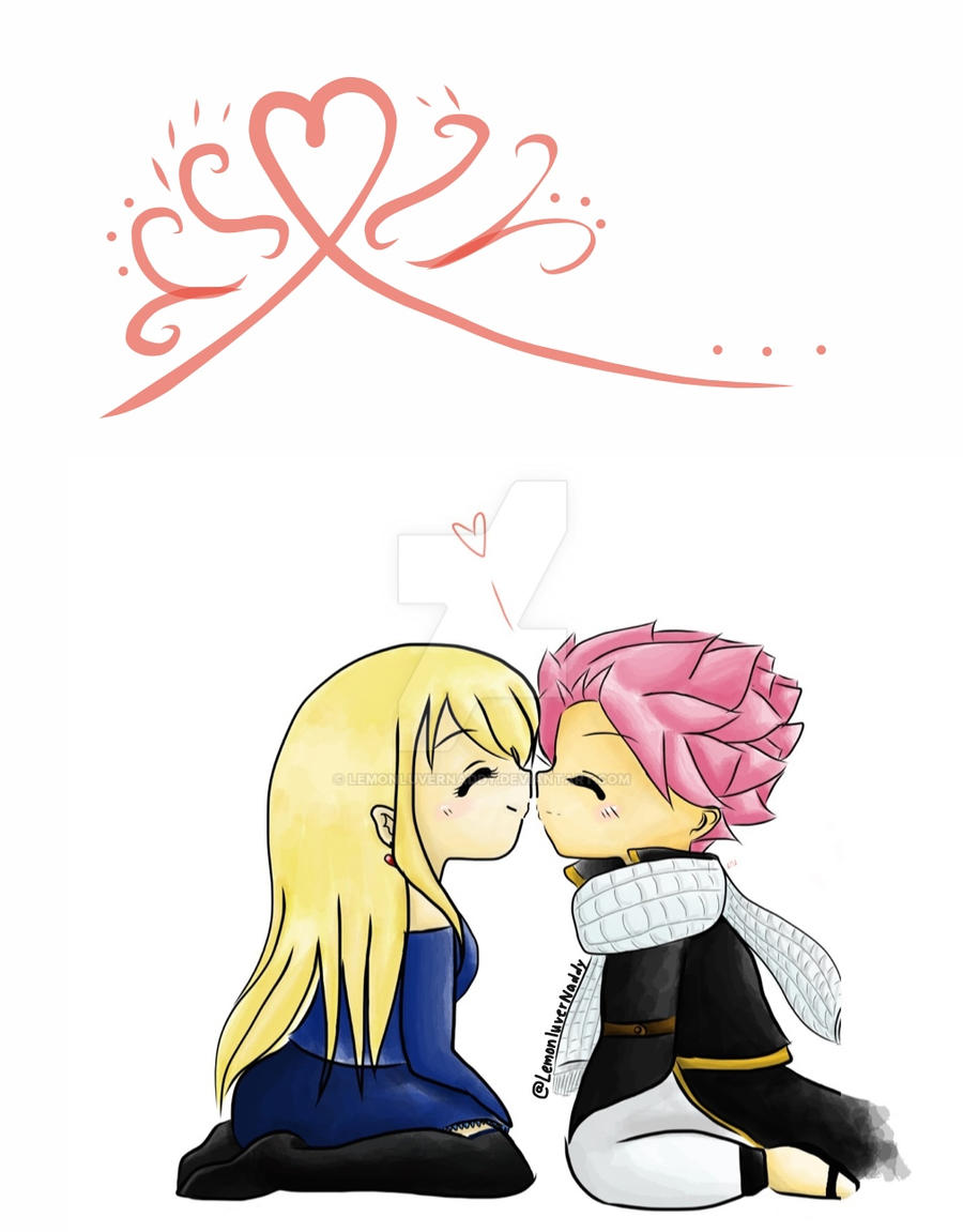 fairytail nalu by onepiecexnakama - photo #42