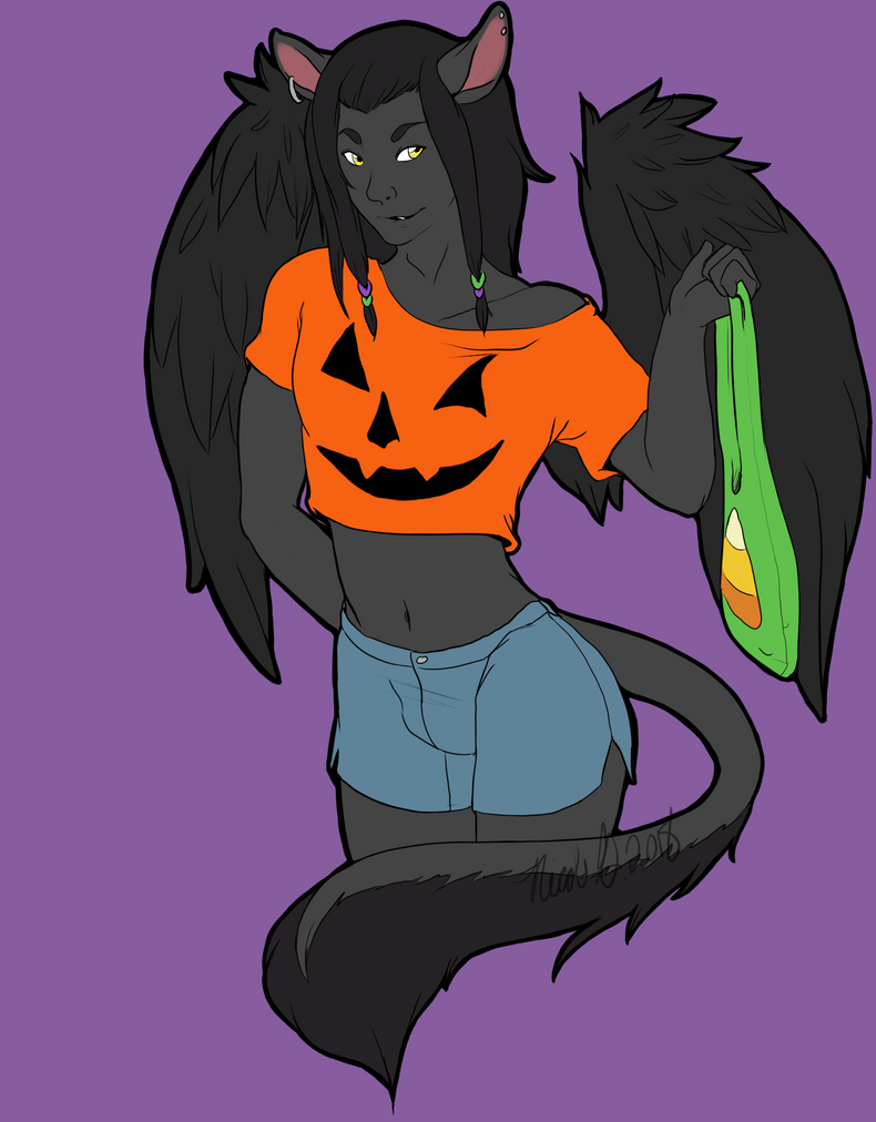 Happy Halloween! by Nightingalle