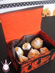 1:6 Halloween Cupcakes