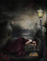 Sleeping...dreaming by Sallinillas