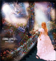 Cinderella, A Fairytale by Sallinillas