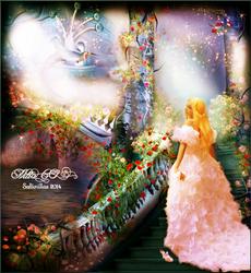 Cinderella, A Fairytale 2 by Sallinillas
