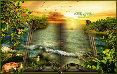 Book of nature..... by Sallinillas