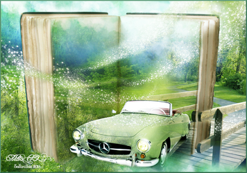 Car Fantasy by Sallinillas