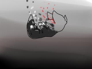Falling apart (vent?) by Isabellatheshino