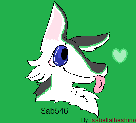 Thank you gif for sab546 by Isabellatheshino