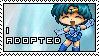 I ADOPTED SAILOR MERCURY by Pretty-Soldier