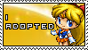I ADOPTED SAILOR VENUS by Pretty-Soldier