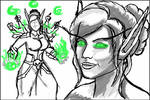 Iaella - Initial Sketch