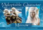 Minnow - Adoptable Character [ Open ]