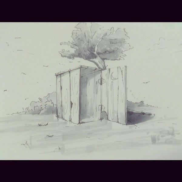 Outhouse by dwayned3