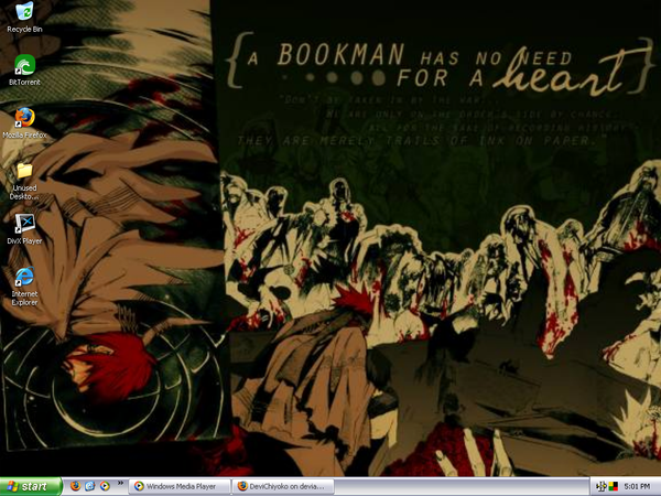 d gray man wallpapers. Lavi D.Gray-Man Wallpaper by