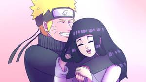Naruto x Hinata by DeviChiyoko