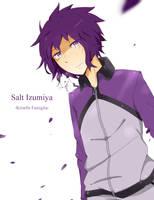 Salt I. by Sellleh