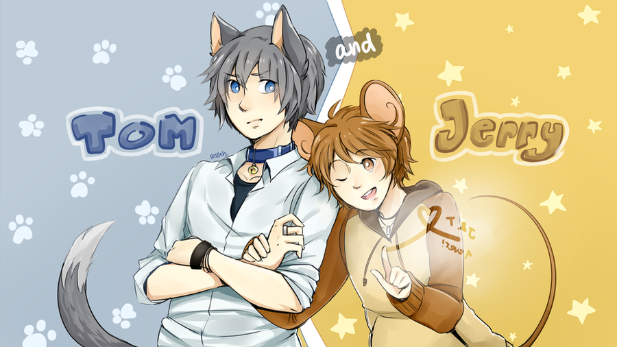 Tom and Jerry 2 by Sellleh on DeviantArt