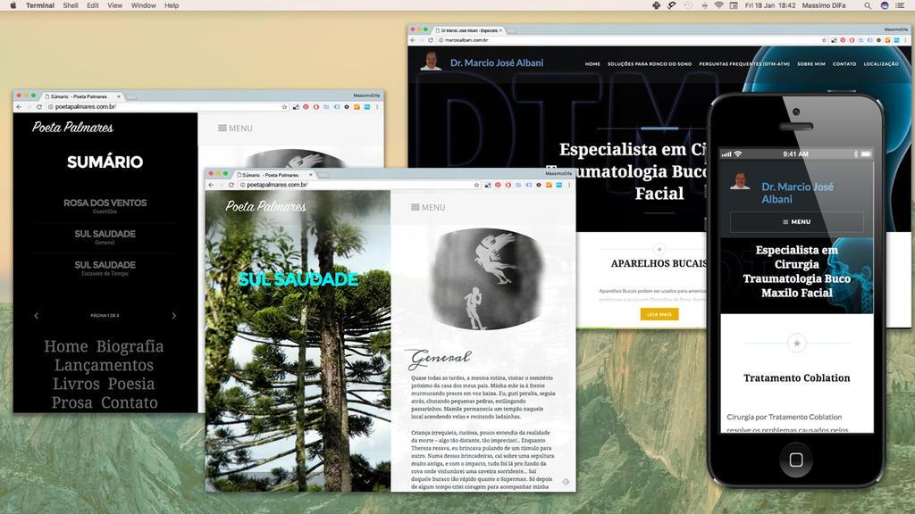 Responsive-WebDesign-works by lizardhr