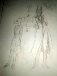 new character maybe  by Exzeedvelocity