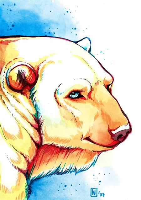 Project'Greek Dogs'-Icebear by Nimrais
