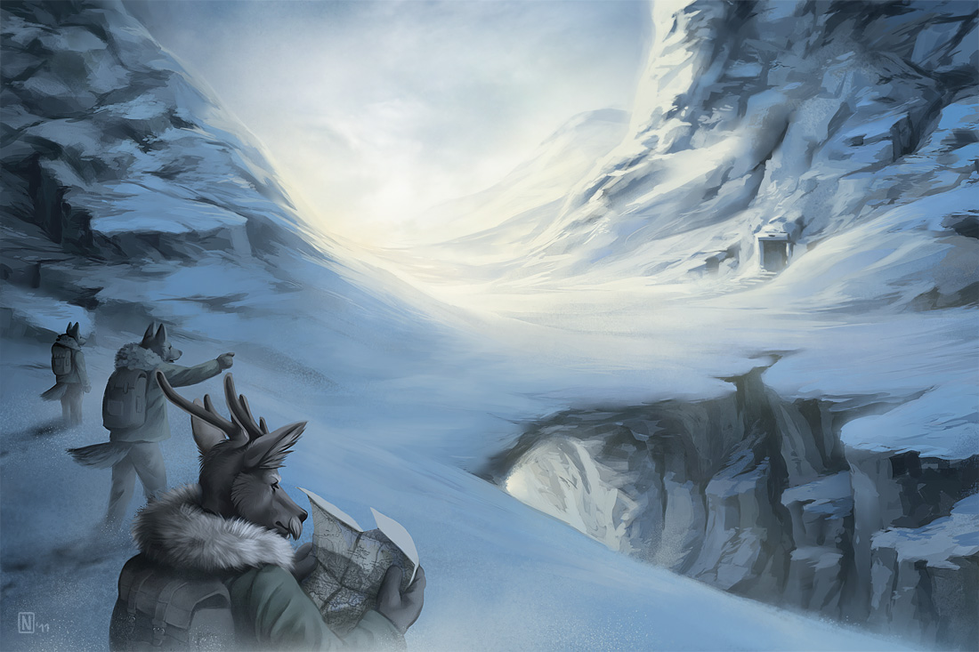 Eternal Frost by Nimrais