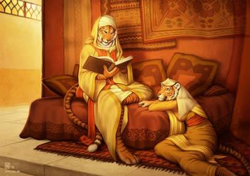 An Oriental Tale by Nimrais