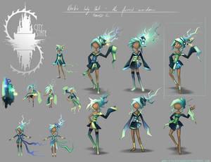 Electra Unit Concepts